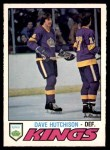1977 O-Pee-Chee #380  Dave Hutchison  Front Thumbnail