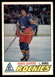 1977 O-Pee-Chee #388  Denis Dupere  Front Thumbnail