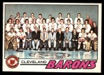 1977 O-Pee-Chee #75   Barons Team Front Thumbnail