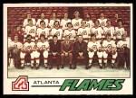 1977 O-Pee-Chee #71   Flames Team Front Thumbnail