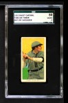 1909 T206 OFF Joe Tinker  Front Thumbnail