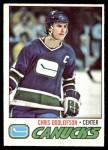 1977 O-Pee-Chee #209  Chris Oddleifson  Front Thumbnail
