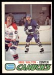 1977 O-Pee-Chee #350  Mike Walton  Front Thumbnail