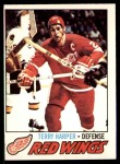 1977 O-Pee-Chee #16  Terry Harper  Front Thumbnail