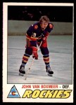 1977 O-Pee-Chee #315  John Van Boxmeer  Front Thumbnail