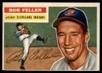 1956 Topps #200  Bob Feller  Front Thumbnail
