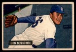 1951 Bowman #6  Don Newcombe  Front Thumbnail
