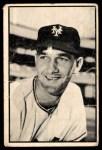 1953 Bowman B&W #40  Larry Jansen  Front Thumbnail
