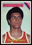 1975 Topps #315  Chuck Williams  Front Thumbnail