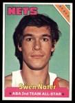 1975 Topps #231  Swen Nater  Front Thumbnail
