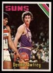 1975 Topps #39  Dennis Awtrey  Front Thumbnail