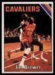 1975 Topps #46  Jim Brewer  Front Thumbnail