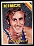 1975 Topps #67  Rick Adelman  Front Thumbnail