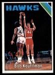 1975 Topps #98  Bob Kauffman  Front Thumbnail