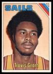 1975 Topps #245  Travis Grant  Front Thumbnail