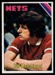 1975 Topps #291  Bill Melchionni  Front Thumbnail