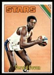 1975 Topps #276  Gerald Govan  Front Thumbnail