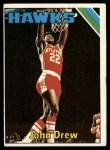 1975 Topps #134  John Drew  Front Thumbnail