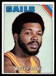 1975 Topps #296  Warren Jabali  Front Thumbnail