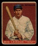 1933 Goudey #120  Carl Reynolds  Front Thumbnail