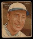 1933 Goudey #232  Lefty O'Doul  Front Thumbnail