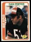 1978 Topps #318  Dan Peiffer  Front Thumbnail