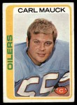 1978 Topps #193  Carl Mauck  Front Thumbnail