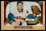 1955 Bowman #38  Early Wynn  Front Thumbnail
