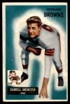 1955 Bowman #93  Darrell Brewster  Front Thumbnail