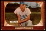 1955 Bowman #169  Carl Furillo  Front Thumbnail