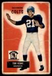1955 Bowman #30  Tom Keane  Front Thumbnail