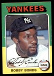 1975 Topps Mini #55  Bobby Bonds  Front Thumbnail