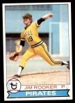 1979 Topps #584  Jim Rooker  Front Thumbnail