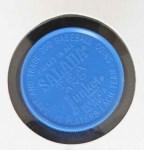 1962 Salada Coins #109  Sandy Koufax  Back Thumbnail