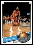 1979 Topps #76  Austin Carr  Front Thumbnail