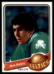 1979 Topps #96  Rick Robey  Front Thumbnail