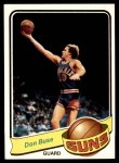 1979 Topps #114  Don Buse  Front Thumbnail