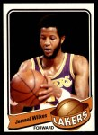 1979 Topps #35  Jamaal Wilkes  Front Thumbnail