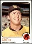 1973 Topps #294  Steve Arlin  Front Thumbnail