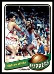 1979 Topps #16  Sidney Wicks  Front Thumbnail