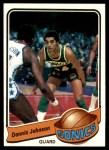 1979 Topps #6  Dennis Johnson  Front Thumbnail