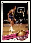 1979 Topps #36  Sonny Parker  Front Thumbnail