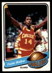 1979 Topps #42  Foots Walker  Front Thumbnail