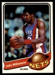 1979 Topps #55  John Williamson  Front Thumbnail