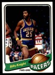 1979 Topps #51  Billy Knight  Front Thumbnail