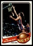 1979 Topps #123  Jan Van Breda Kolff  Front Thumbnail
