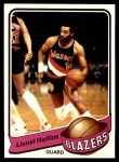 1979 Topps #129  Lionel Hollins  Front Thumbnail