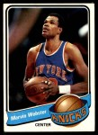 1979 Topps #88  Marvin Webster  Front Thumbnail