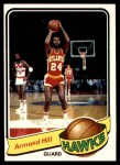 1979 Topps #57  Armond Hill  Front Thumbnail