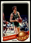 1979 Topps #5  Dave Cowens  Front Thumbnail